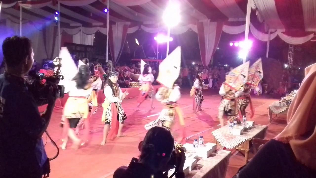 Tari Jatilan Acara Hut Kabupaten Magetan Alun Kab