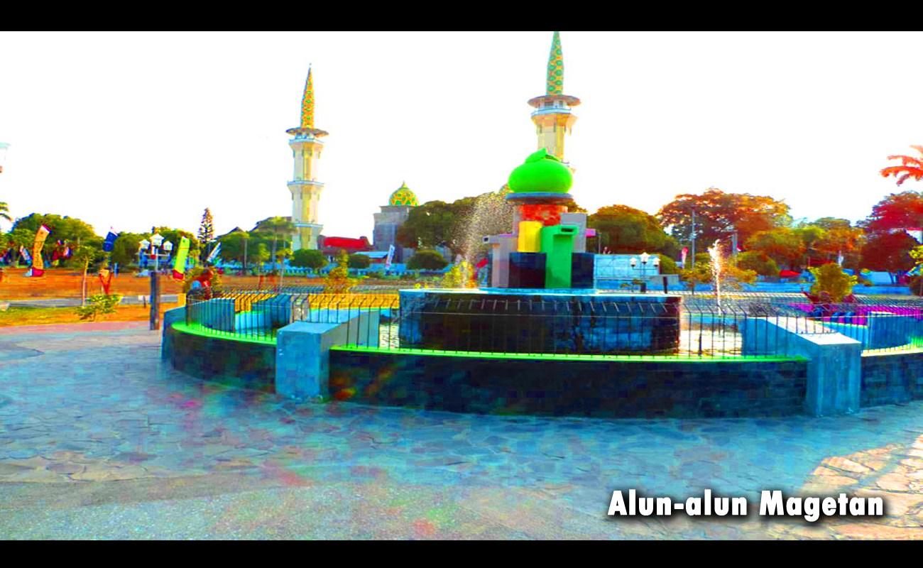 Tempat Wisata Kabupaten Magetan Lenterahidup Net Alun Kab