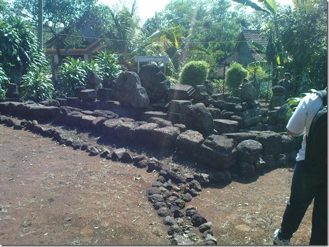 Ardacrew Magetan Sunset East Java Candi Sadon Terletak Desa Cepoko