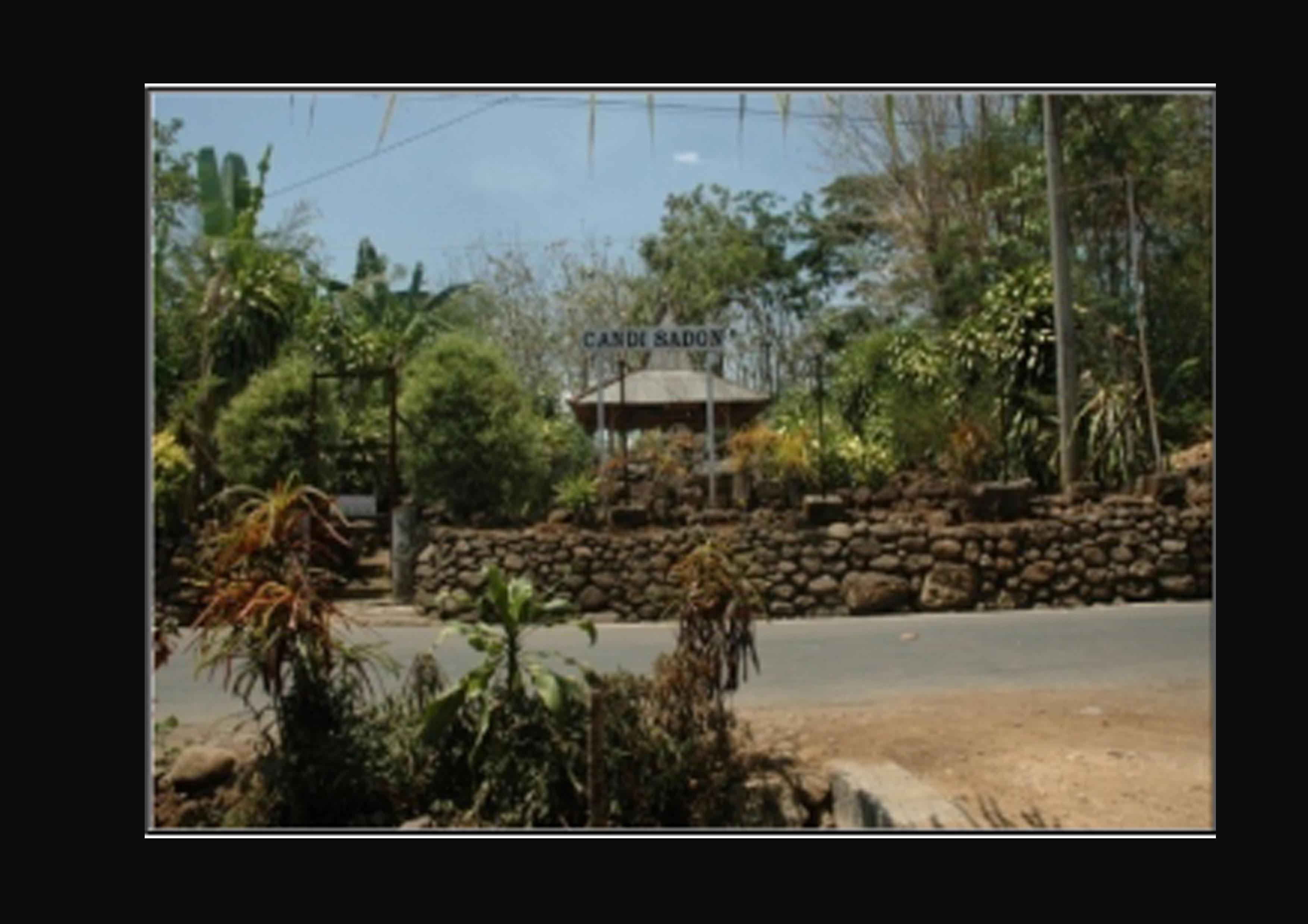 Candi Sadon Balai Pelestarian Cagar Budaya Jawa Timur Terletak Dusun