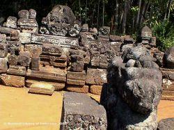 Candi Sadon Jawa Timur Kepustakaan Kab Magetan