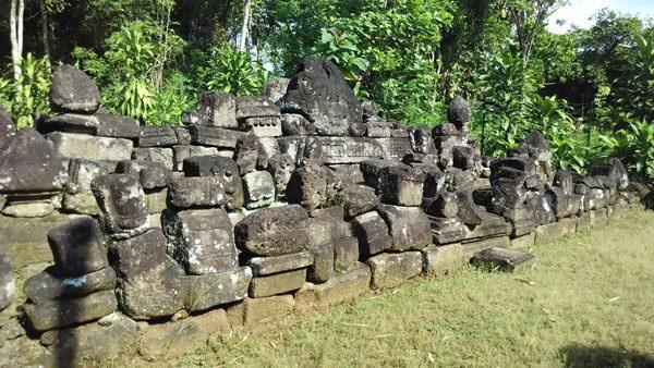 Candi Sadon Peninggalan Raja Airlangga Arkeologi Dictio Perpusnas Terletak Dusun
