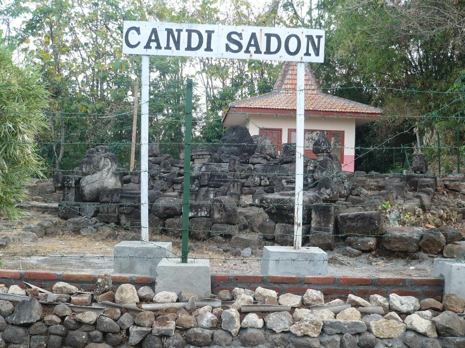 Mawar Sekuntum Candi Sadon Panekan Magetan Terletak Dusun Desa Cepoko