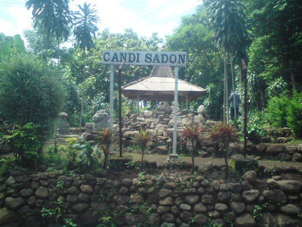 Soendoel Blog Candi Sadon Magetan Terletak Dusun Desa Cepoko Kecamatan
