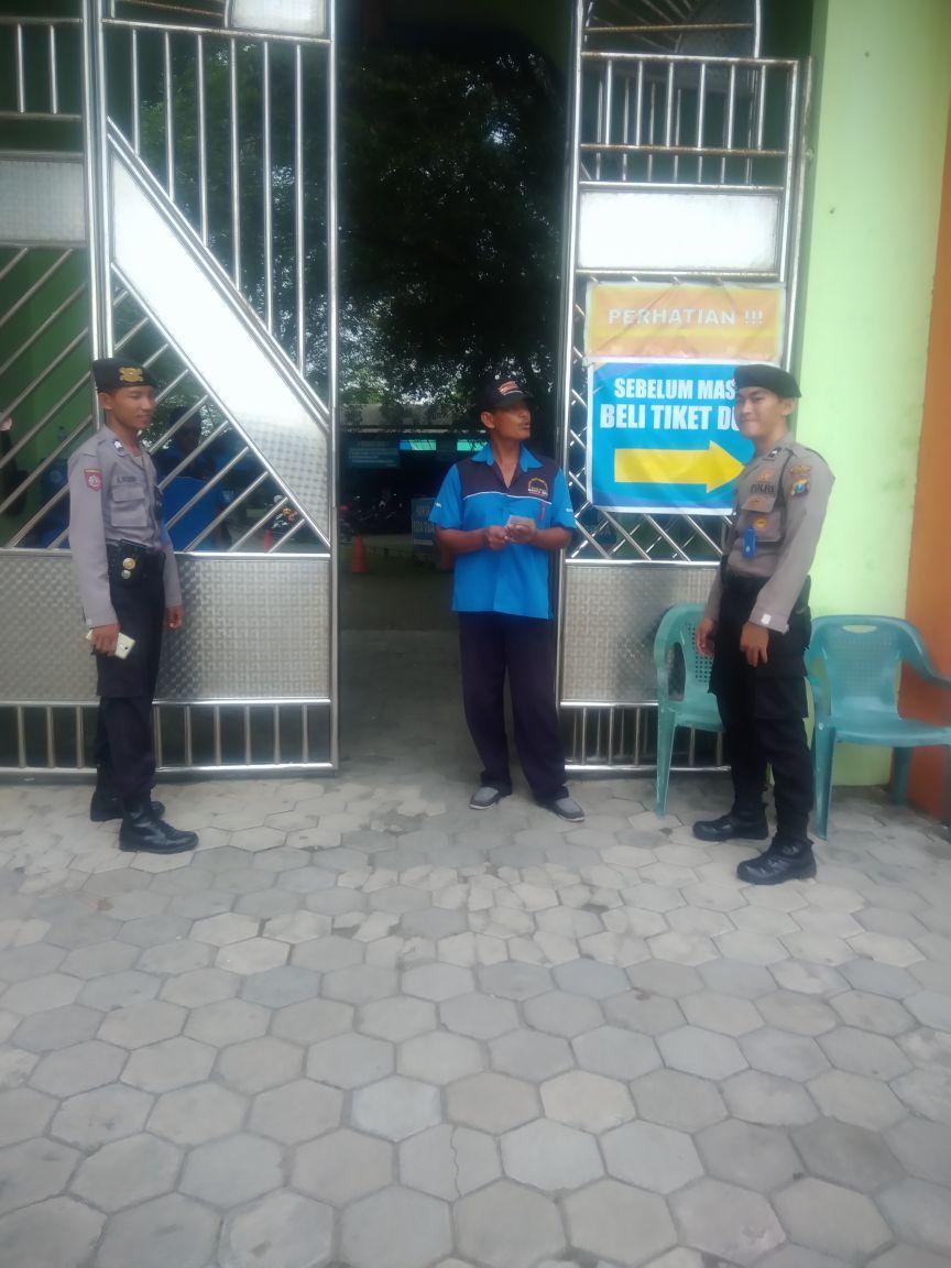 Antisipasi Gangguan Kamtibmas Liburan Sabhara Polres Magetan Patroli Dialogis Wisata