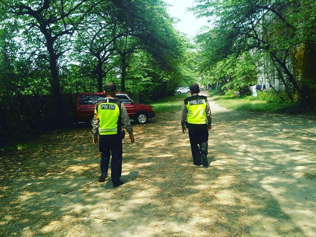 Polsek Sukomoro Polseksukomoro10 Instagram Profile Picbear Polisi Monitoring Tempat Parkir