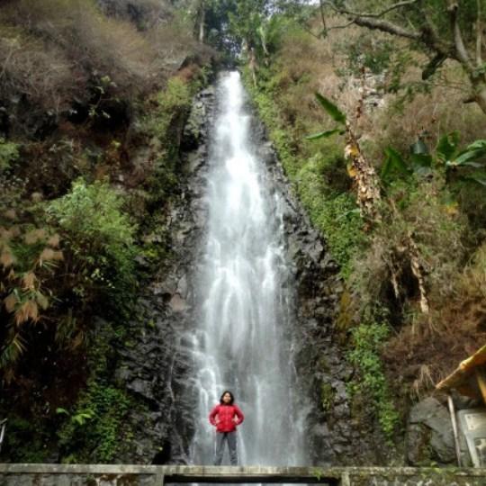 Air Terjun Tirtasari Magetan Trip Jalan Kolam Renang Tirta Naga
