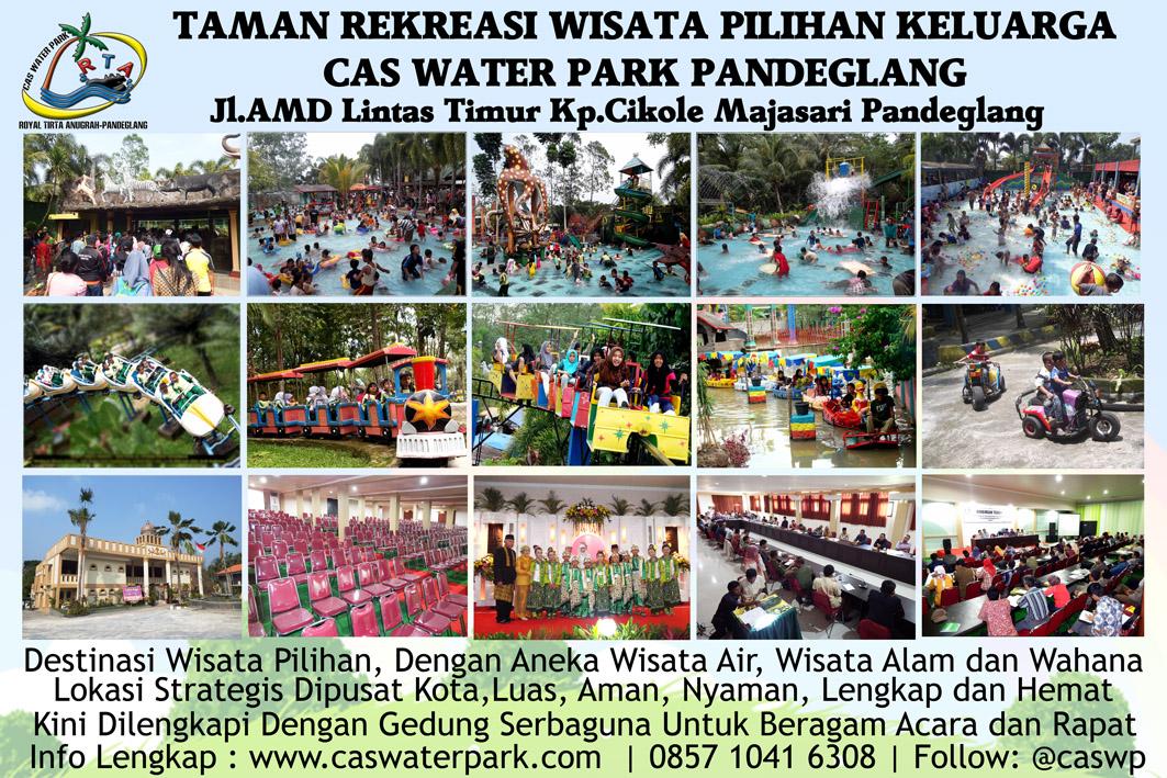 Exciting Banten Wonderful Indonesia Cas Water Park Jl Amd Lintas