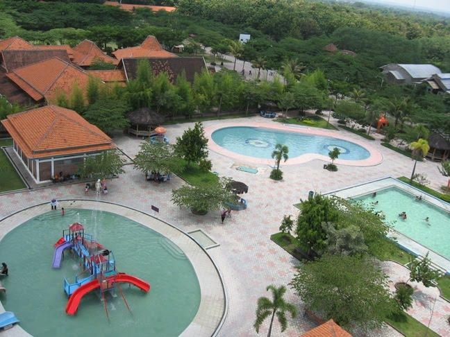 Pkm Ut Wisata Kab Sragen Ndayu Taman Asri Kolam Renang