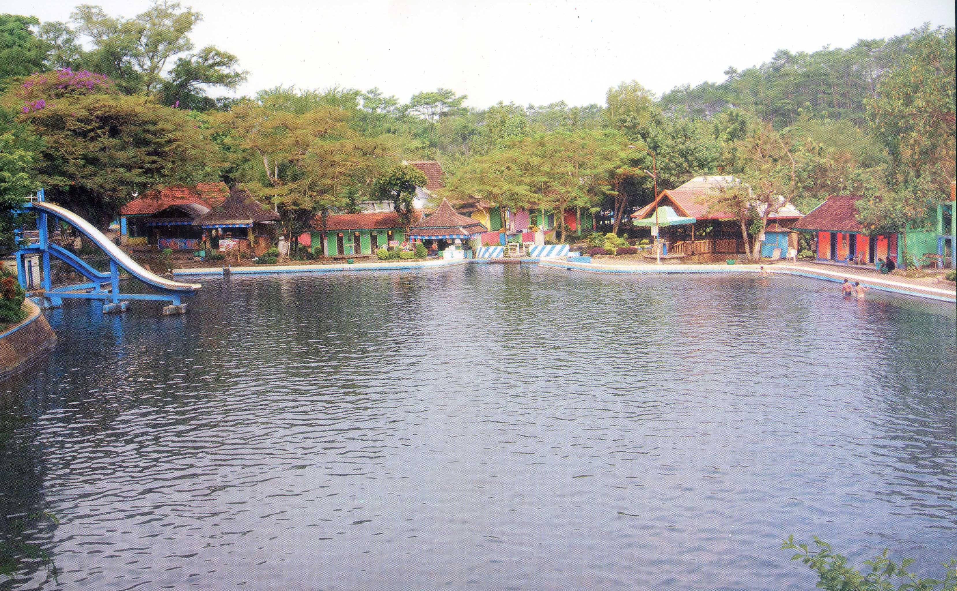 Selokambang Pemandian Alam Lumajang Pusaka Jawatimuran Kolam Renang Tirta Naga