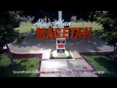 Ajiearial Alun Magetan Masjid Agung Baitussalam Youtube Kab