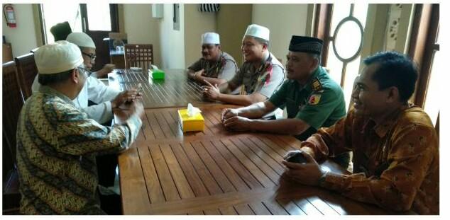 Forkopimca Silaturahmi Takmir Masjid Agung Baitussalam Magetan Tribratanews Polres Kab