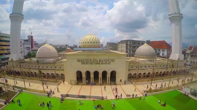 Inilah Lokasi Gerakan Subuh Berjamaah 1212 Se Indonesia Ngelmu Masjid