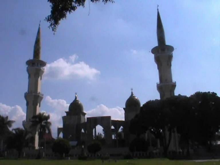 Lelang Masjid Agung Baitussalam Gagal Pojok Pitu Magetan Senin 11