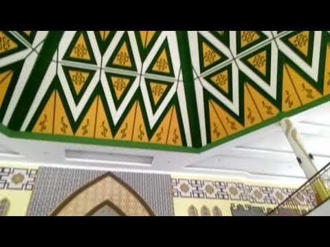 Magetan Masjid Agung Youtube Baitussalam Kabupaten Kab