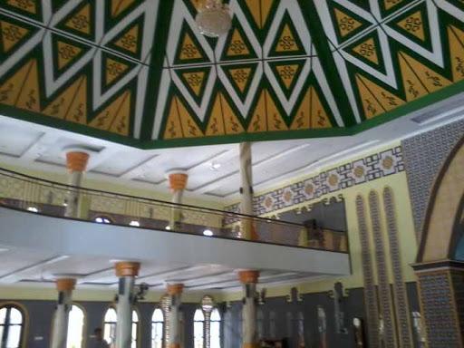 Mampir Sholat Masjid Agung Magetan Baitussalam Kab