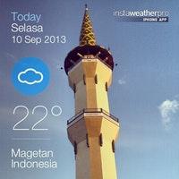 Masjid Agung Baitussalam Magetan Jawa Timur Foto Diambil Oleh Reza