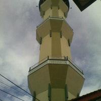 Masjid Agung Baitussalam Magetan Jawa Timur Foto Diambil Oleh Rudy