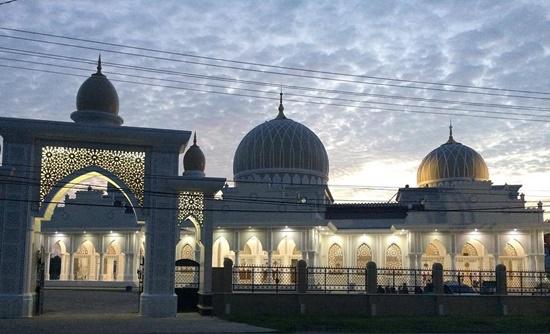 Masjid Agung Sultan Jeumpa Kabupaten Bireuen Info Menarik Sedulur Baitussalam