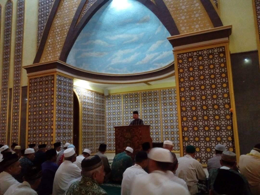 Pembukaan Kuliah Subuh Masjid Agung Baitussalam Magetan Drupal 28 Mei