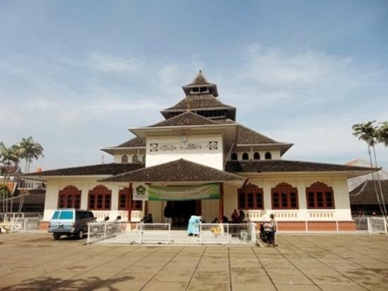 Singgah Masjid Agung Majalaya Kabupaten Bandung Baitussalam Kab Magetan