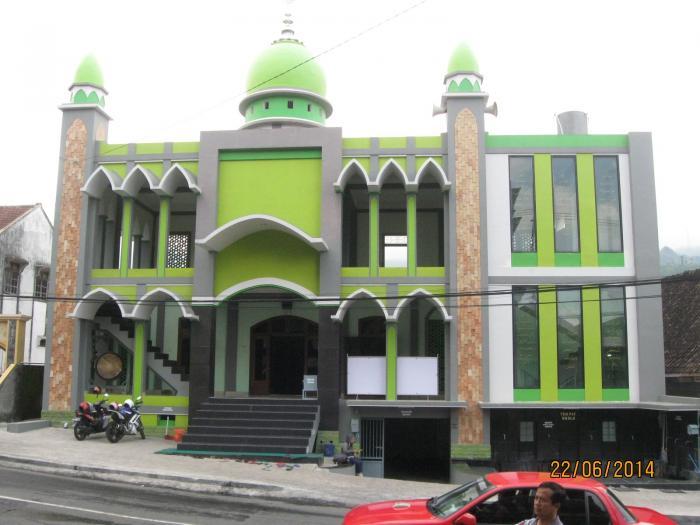 Al Huda Masjid Akhlakul Karimah Kab Magetan