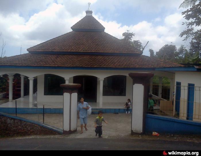 Al Ikhlas Sukuh Masjid Akhlakul Karimah Kab Magetan
