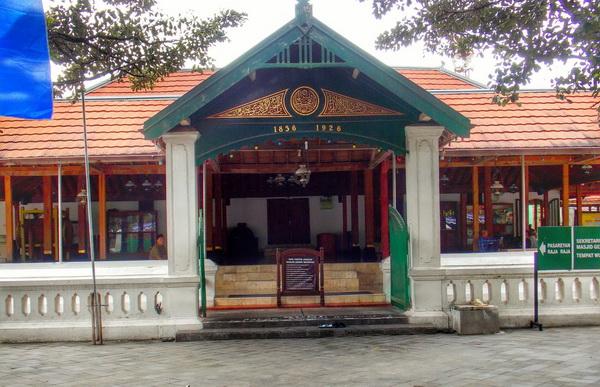 Baiturahmannews Blogspot 5 Masjid Tradisional Tetap Gedhe Mataram Tertua Yogyakarta