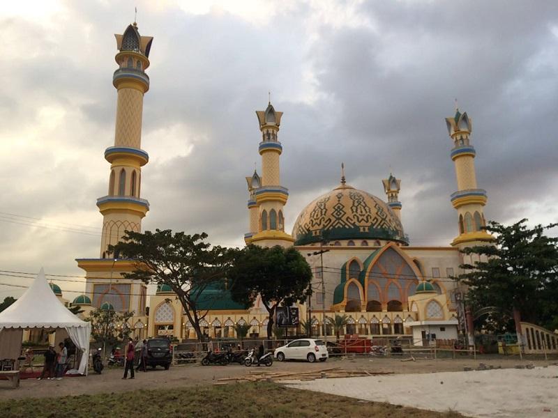 Baiturahmannews Blogspot Islamic Centre Ntb Lokasi Utama Mtq Penyelenggaraan Musabaqah