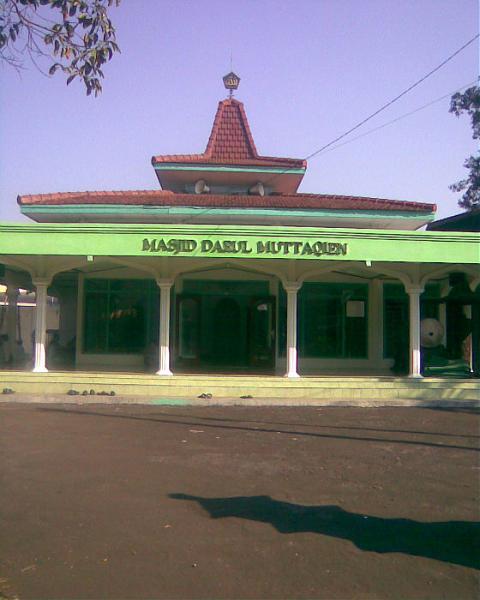 Masjid Darul Muttaqien Ngawi Akhlakul Karimah Kab Magetan