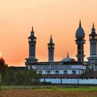 Masjid Luhur Nur Hasan Indah Cantik Ldii Magetan Maaf Santri
