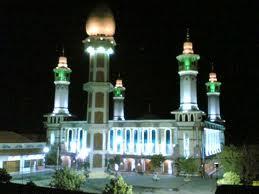 Masjid Luhur Nur Hasan Indah Cantik Ldii Magetan Menjadi Kebanggaan