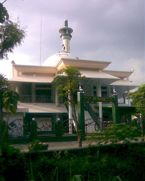 Masjid Ngawi Akhlakul Karimah Kab Magetan