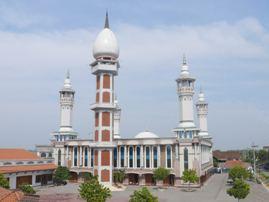 Selayang Pandang Ldii Magetan Foto Masjid Luhur Nur Hasan Akhlakul