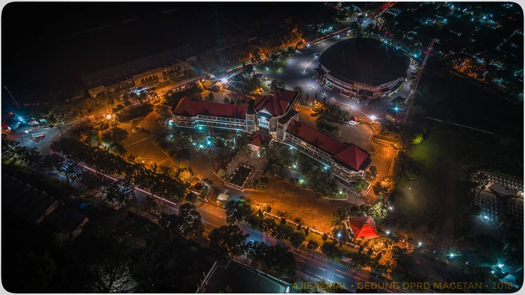 Sewadronemagetan Hash Tags Deskgram Selamat Malam Wakil Rakyat Kabupaten Magetan