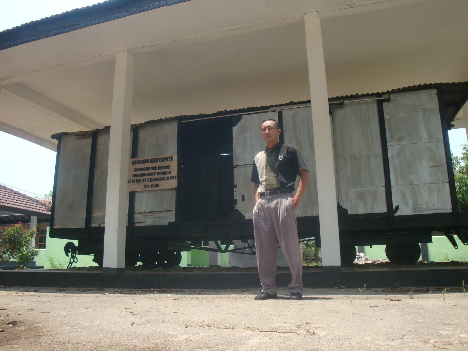 Firdaus Ubaidillah Monumen Soco Kabupaten Magetan Jawa Timur Didirikan Atas