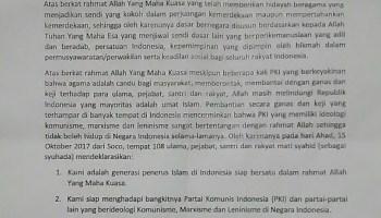 Fub Magetan Gelar Ziarah Napak Tilas Sejarah Keganasan Pki Sketsanews