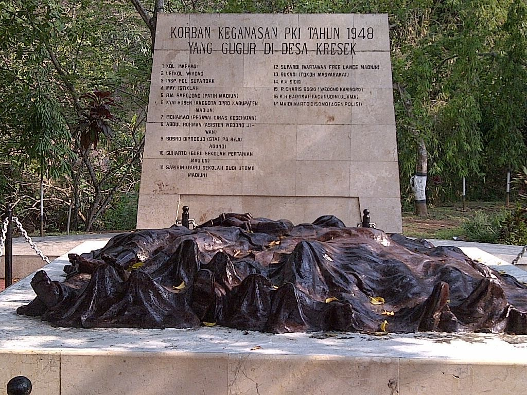 Gorang Gareng Mulai Pki Hingga Kota Magetan Monumen Soco Kab