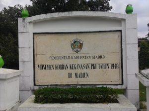 Monumen Kresek Madiun Soco Kab Magetan