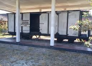 Monumen Soco Madiun Pemberontakan Pki 1948 Punya Cerita Gerbong Kereta