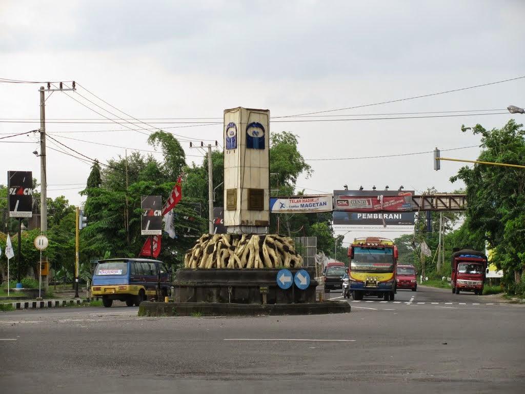 Selamat Mem Terminal Maospati Monumen Soco Kab Magetan