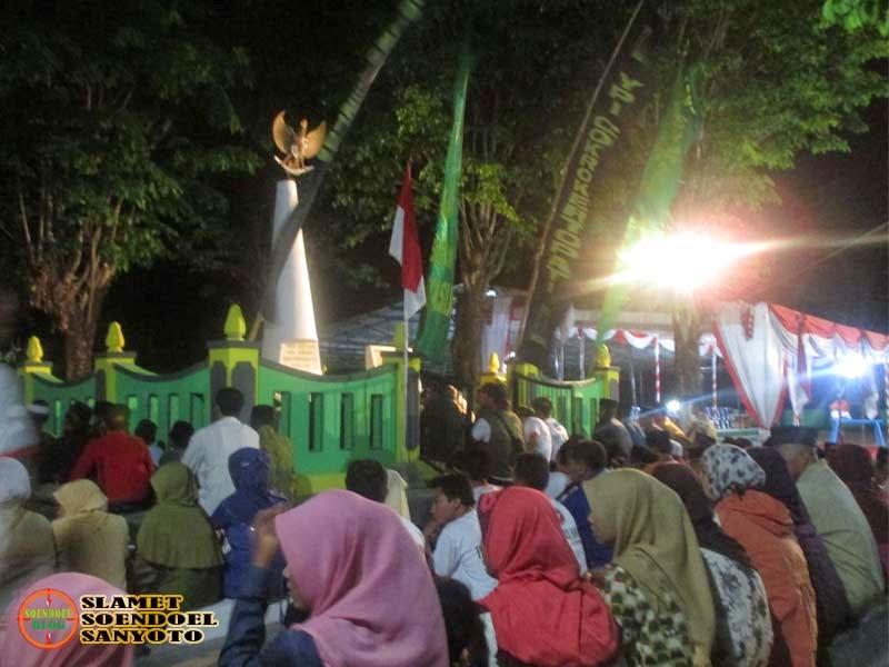 Soendoel Blog Haul Syuhada Korban Kekejaman Pki Monumen Soco Kab