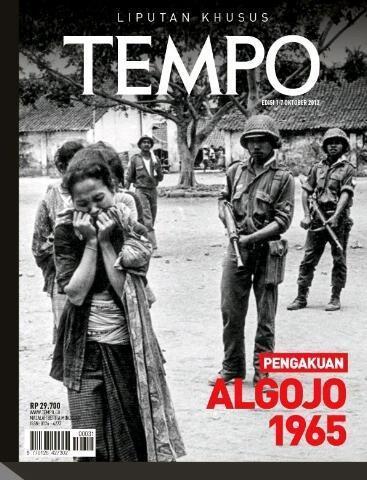 Tempo Memutar Balikkan Fakta Killing Fields 1948 Magetan Iwan Liputan