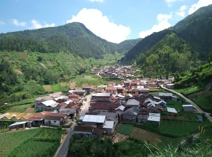 Desa Wisata Wonomulyo Rumah Hobbit Kab Magetan