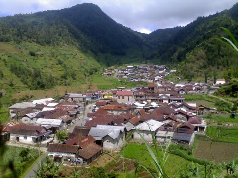Dusun Wonomulyo Poncol Magetan Rumah Hobbit Kab