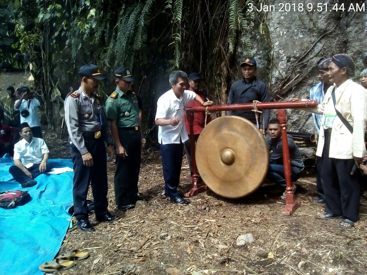 Kamituwo Dusun Wonomulyo Gelar Acara Tasyakuran Wahana Wisata Poncol Menindak