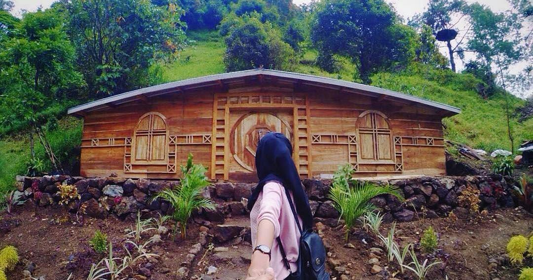 Rute Lokasi Rumah Hobbit Wonomulyo Magetan Kab
