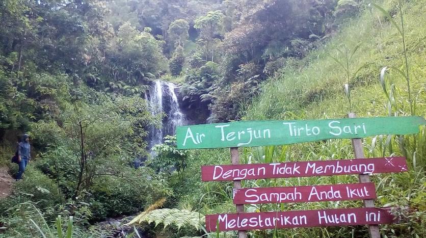 Tempat Wisata Genilangit Poncol Magetan Trip Jalan Lokasi Desa Wonomulyo