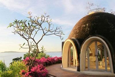 Tiket Masuk 10 Rumah Hobbit Bandungan Semarang Magelang Lombok Wonomulyo