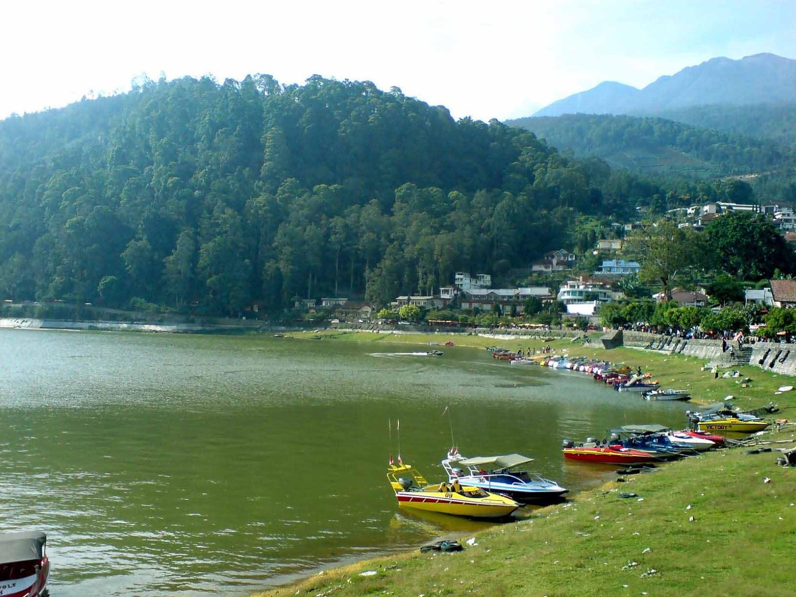 10 Tempat Wisata Magetan Wajib Dikunjungi 1 Telaga Sarangan Taman